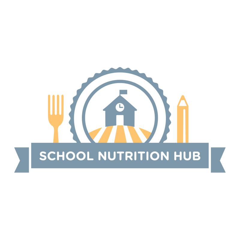 Logo of a Nutrition Hubs school
